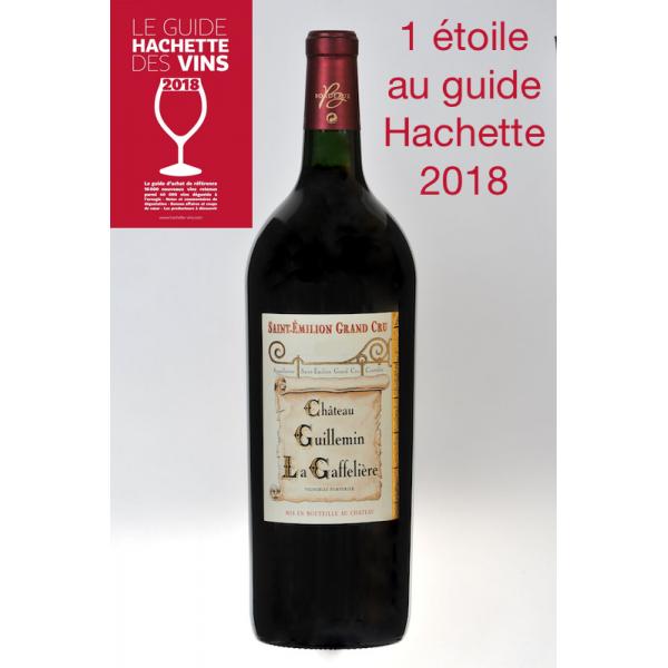Château Guillemin la Gaffelière 2014 (Magnum 1,5L)