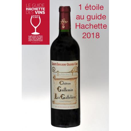 Château Guillemin la Gaffelière 2014 (Bouteille 0,75L)