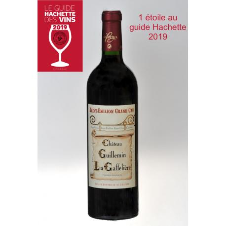 Château Guillemin la Gaffelière 2015 (Bouteille 0,75L)