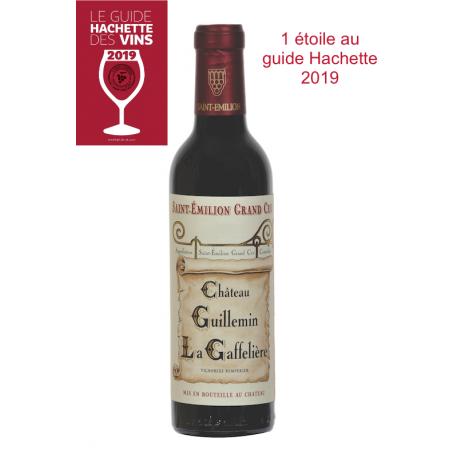 Château Guillemin la Gaffelière 2015 (Demi Bouteille 0,375L)