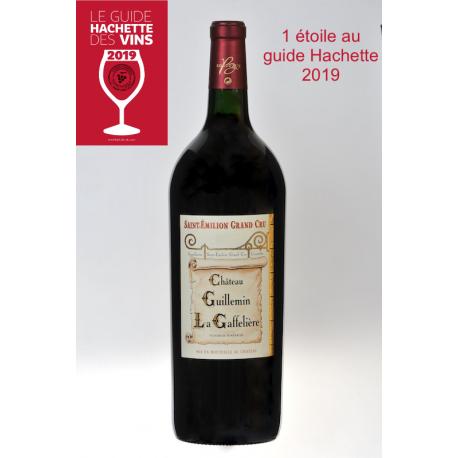 Château Guillemin la Gaffelière 2015 (Magnum 1,5L)