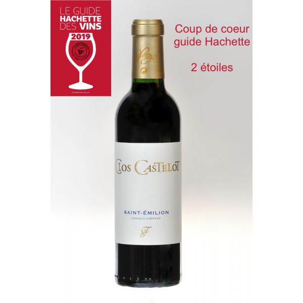 Clos Castelot 2015 (Demi Bouteille 0,375L)
