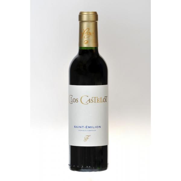 Clos Castelot 2016   (Demi Bouteille 0,375L)
