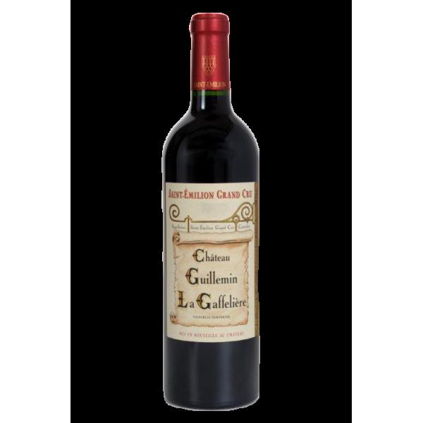 Château Guillemin la Gaffelière 2018  (Bouteille 0,75L)